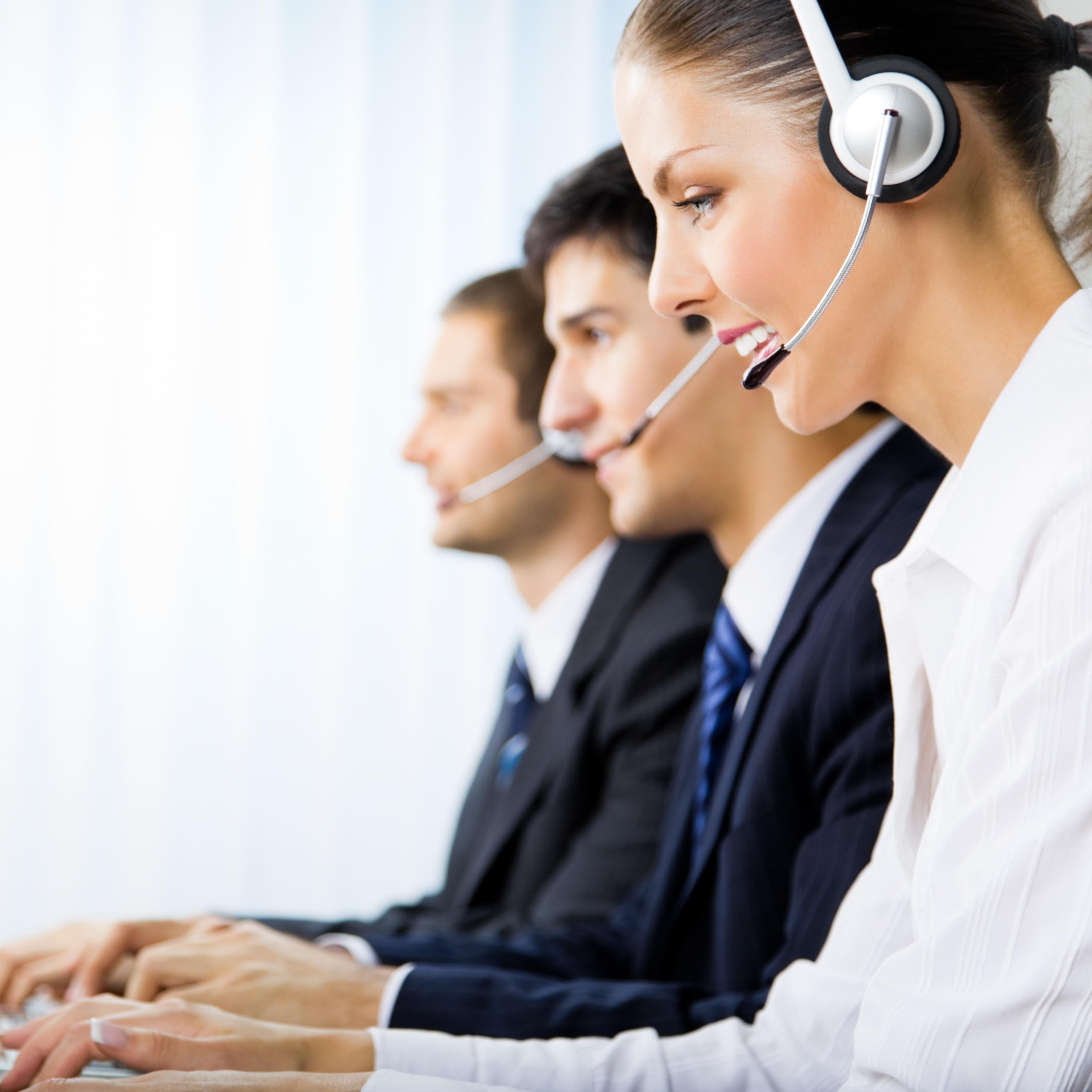 Customer Service in English